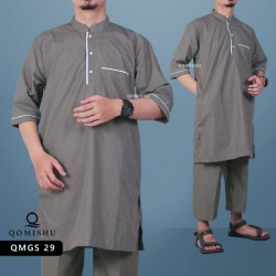 Gamis Ikhwan QMGS 29