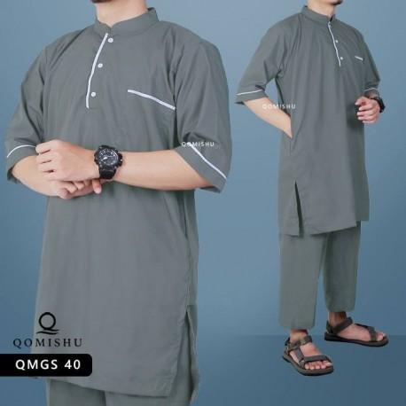 Gamis Ikhwan QMGS 40