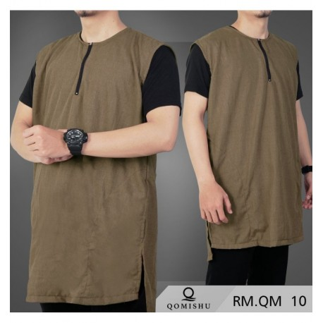Rompi Shalat Pria RMQM 10