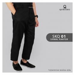 Celana Sirwal Kantor Qomishu SKQ 01