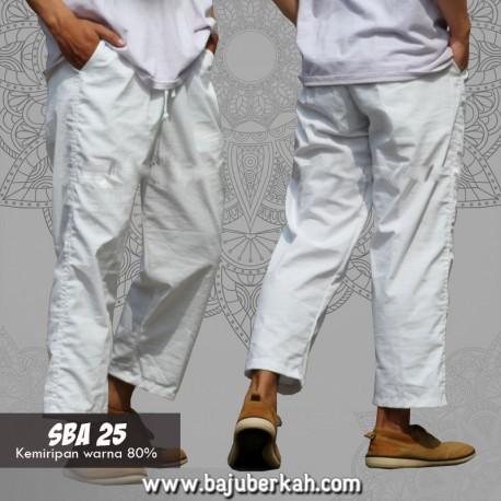 Celana Sirwal SBA 25