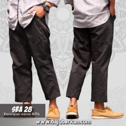Celana Sirwal SBA 28