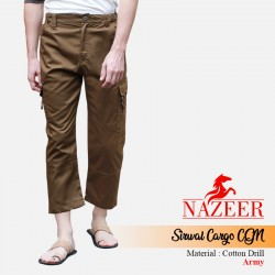 Celana Sirwal Cargo Nazeer CGN Army