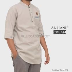 Kurta Premium Al Hanif Cream