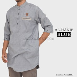 Kurta Premium Al Hanif Blue