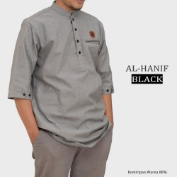 Kurta Premium Al Hanif Black