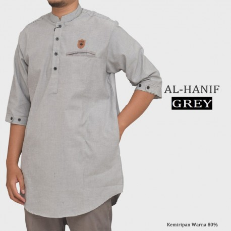 Kurta Premium Al Hanif Grey