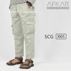 Celana Sirwal Cargo Afkar SCG I005