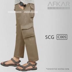 Celana Sirwal Cargo Afkar SCG C005