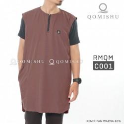 Rompi Sholat Pria Qomishu RMQM C001