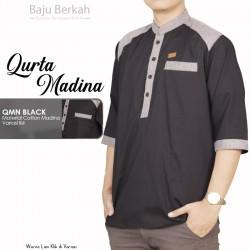 Qurta Madina Nazeer QMN Black