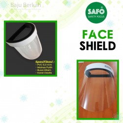 Face Shield Light Safo