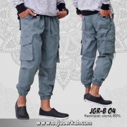 Celana Joger Laki Laki JGR-B 04