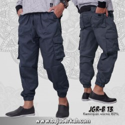 Celana Joger Laki Laki JGR-B 13