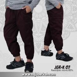 Celana Jogger Anak Laki Laki JGR-K 07