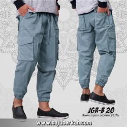 Celana Jogger Pria JGR-B 20