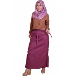Rocella Rok Celana Rania - Grape