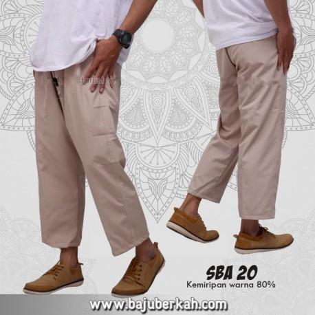 Celana Sirwal SBA 20